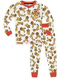 The Lion Guard Boys Lion Guard Kion Pajamas