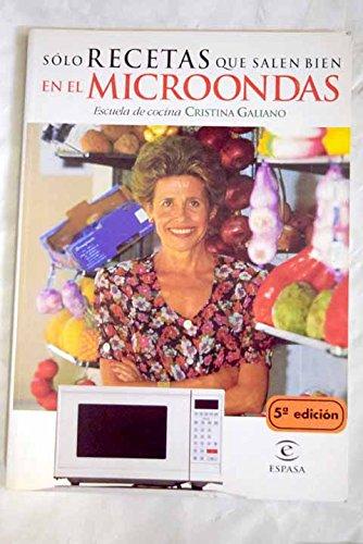 Solo Recetas Que Salen Bien En El Microondas: Amazon.es ...