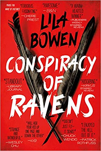 Image result for book cover conspiracy of ravens bowen