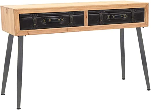 UnfadeMemory Mesa Consola Recibidor de Entrada con Diseño de ...