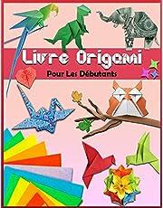 Livre Origami Pour Les Débutants: Origami pour tous | Livre pliage papier | Origami facile | Contenu en couleur | Cahier de vacances