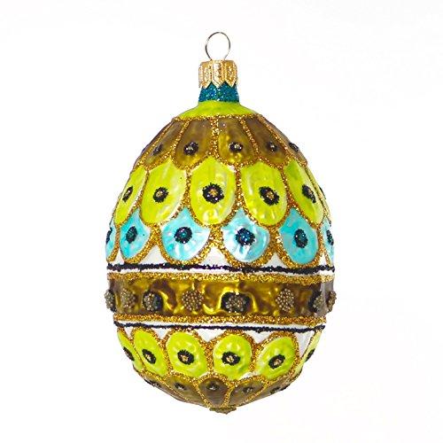 Royal Peacock Egg Christmas or Easter ()