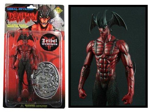 Manga Anime Devilman Tribal 17,8 cm Horror Hero Figur