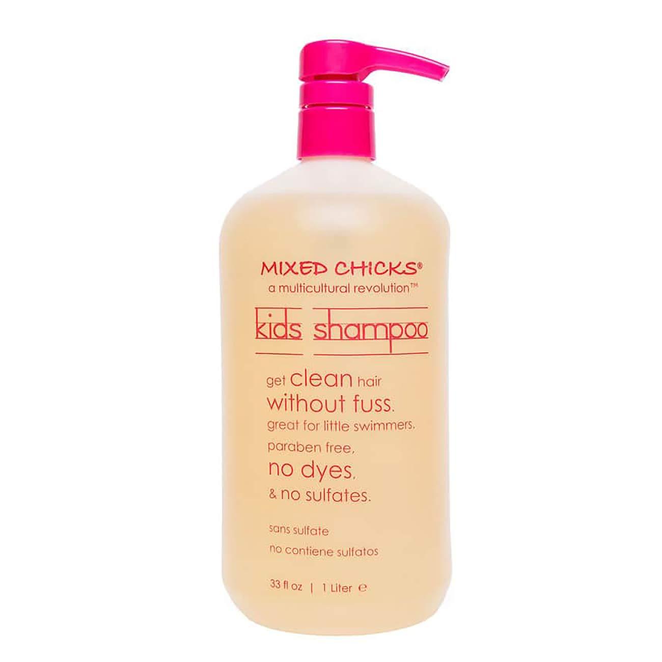 Mixed Chicks Gentle Kids Shampoo – Gentle & Sulfate-free, 33 fl.oz.