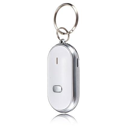 TOOGOO(R) 3PZS Buscador de llave silbato de llave encontrada ...
