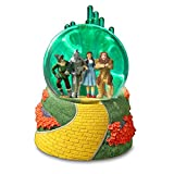 Emerald City Wizard of Oz Lighted Green Water Globe by The San Francisco Music Box Company