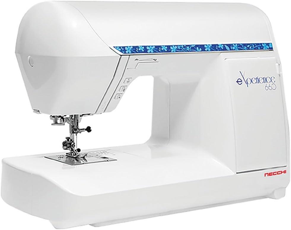 Necchi N660 – Máquina de coser electrónica: Amazon.es: Hogar