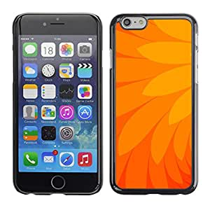 Planetar® ( Leaf Branches Of Sunlight ) Apple (5.5 inches!!!) iPhone 6+ Plus / 6S+ Plus Fundas Cover Cubre Hard Case Cover