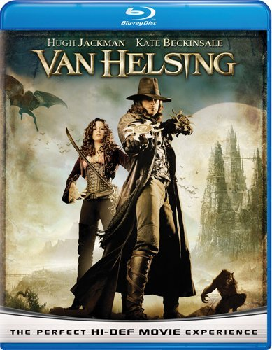 [Van Helsing [Blu-ray]] (Standing Ovation Movie Costumes)