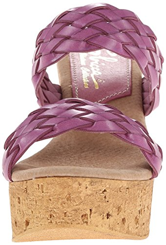 mujer Wedge Manaus Sbicca Orchid de xB51nqI