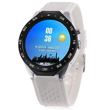 JingJingQi Reloj Inteligente Original KingWear KW88 Android ...