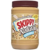 Skippy Natural Creamy Peanut Butter Spread