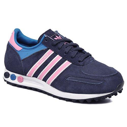 Adidas LA Trainer W Navy Womens Trainers Size 36 2/3 EU