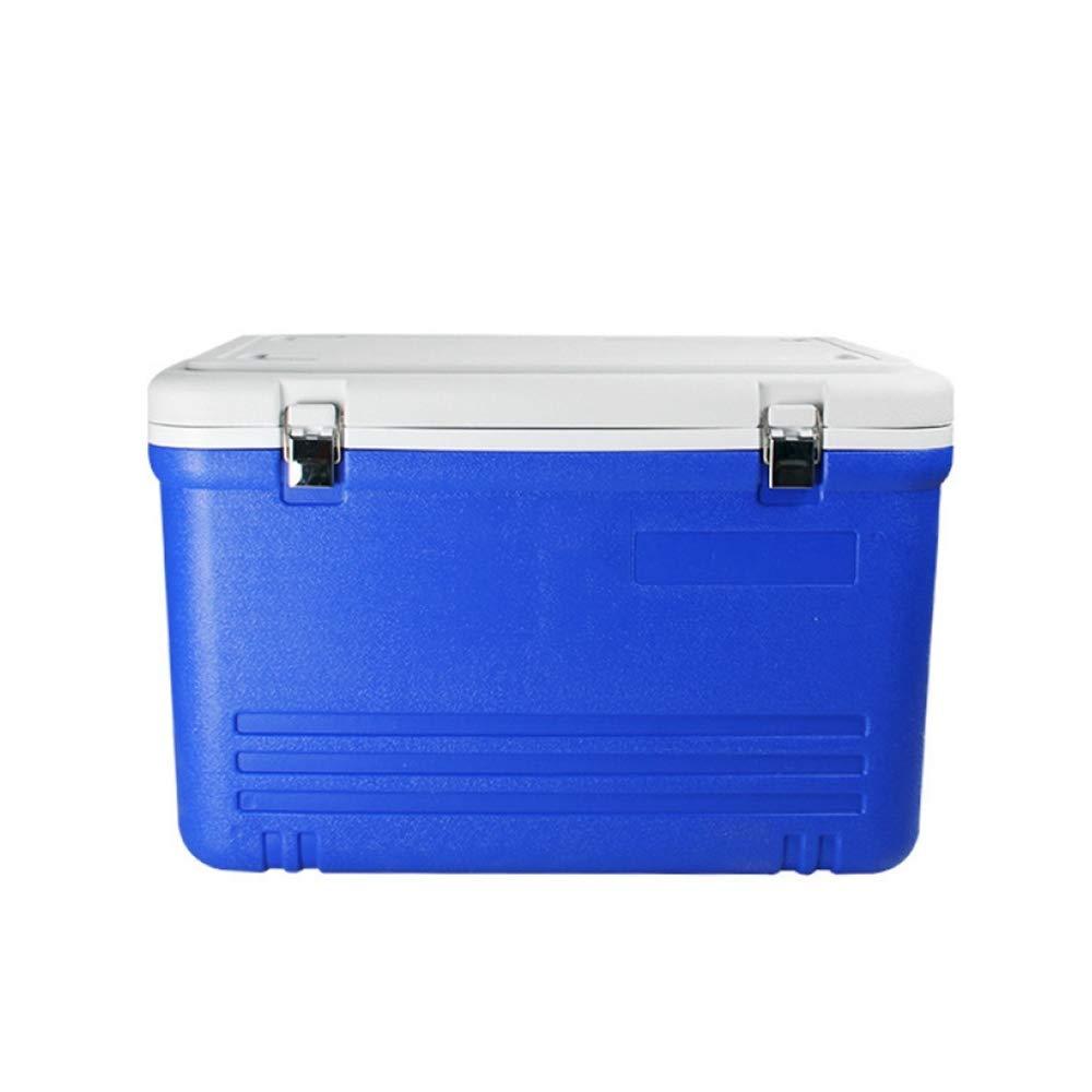 Ambiguity Kühlboxen,52L PU Isolierung Box Transport Umsatz Kühlschrank