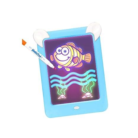 Amazon.com: GloednApple - Puzle de dibujo 3D mágico creativo ...