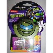 Ninja Turtles Projectables Night Light - Leonardo NEW!