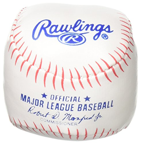 Plush Baseball (Amscan Rawlings Baseball Plush Ball Favors Party)