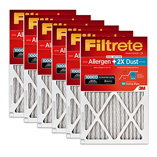 Filtrete AD01PL 6PK 1E Filter White Pack product image