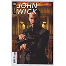 John Wick #1 (2017) Photo Cover