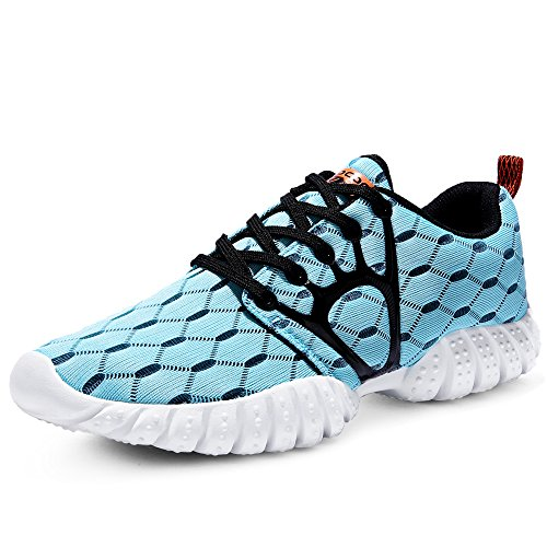 08. Aleader Women's Lightweight Mesh Sport Running Shoes