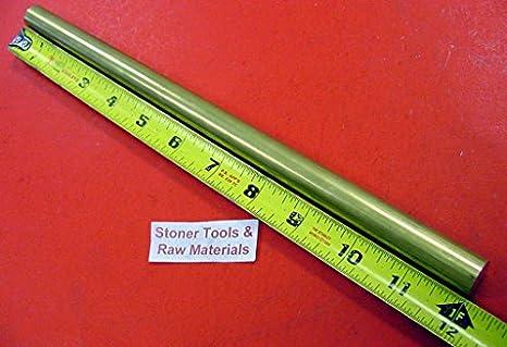 "3//4/"" Diameter x 6/""-Long 360 Brass Round Bar--/>.750/"" Dia 360 Brass LATHE STOCK"