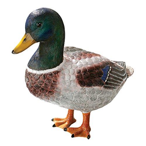 Design Toscano Mallard Duck Statue