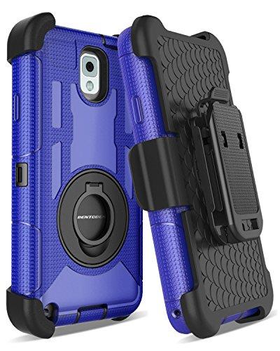 Cheap Cases, Holsters & Clips Samsung Galaxy Note 3 Case,Samsung Note 3 Case, BENTOBEN Shockproof Hard Case..