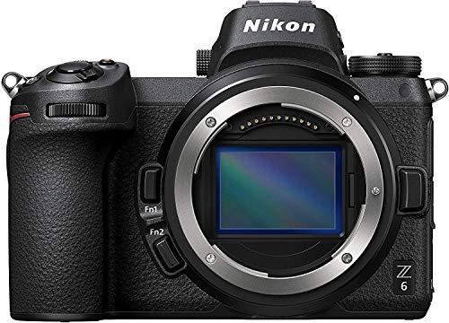Nikon Z6 - Camara sin Espejo Version Nikonistas de 24 5 MP
