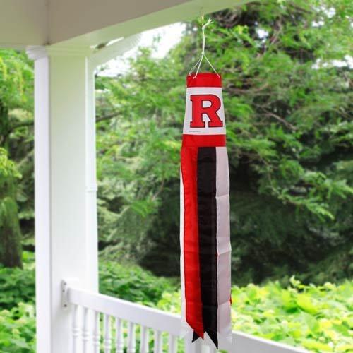 NCAA Rutgers Scarlet Knights Windsock -