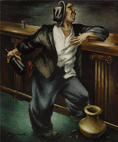 the-high-quality-polyster-canvas-of-oil-painting-fletcher-martincelebration1939-size-24x29-inch-61x7