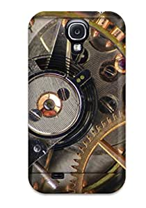 Perfect Tpu Case For Galaxy S4/ Anti-scratch Protector Case (the Timewas V2) 7207552K10026318