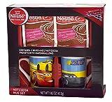 Frankford Candy Company Disney Cars 3 Nestle Cocoa Mug Gift Set, Milk Chocolate