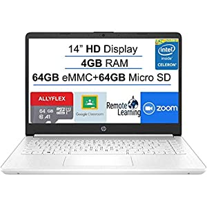 Newest HP Stream 14-inch HD Laptop