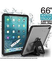 """Catalyst Wasserdicht Hülle für Apple iPad Pro 12.9"""" (2018) - Schwarz, Schockresistent, mit Voller Touchscreen– mit Zusätzlichem, Verstellbarem Aufsteller, Waterproof iPad Case for iPad"""