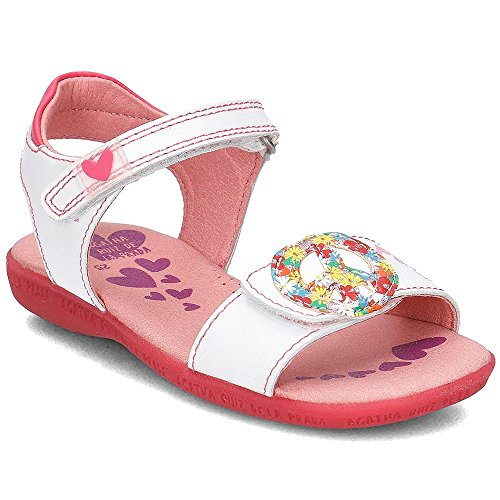 Agatha Ruiz De La Prada Agatha - 172936BBLANCO - Color White - Size: 27.0 - Prada Shoes Kids