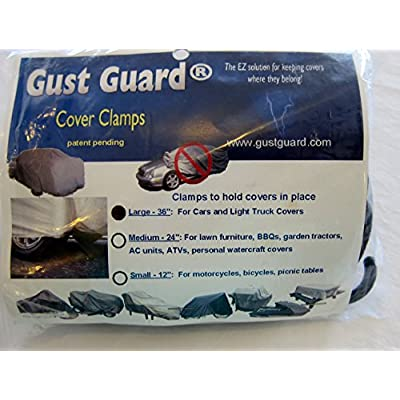 Gust Guard The Original Secure Your Covers from Blowing Away - Small 12