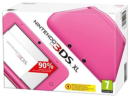 Nintendo 3DS XL - Console, Rosa [Importación Italiana ...
