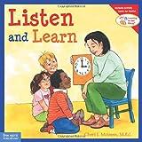 Listen and Learn, Cheri J. Meiners, 1575421232