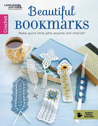 Beautiful Bookmarks - Leisure Arts (6687) (Crochet) (Crochet Bookmarks)