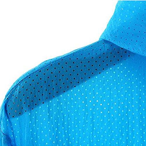 De Ultrafina ULBN Blue Chaqueta Transpirable A Cortaviento De Rápido Viento Cazadora Hombres Impermeable Secado Prueba Los De Chaqueta Ligero OZwqUOrx4