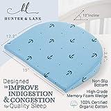 Universal Bassinet Crib Newborn Baby Wedge Pillow