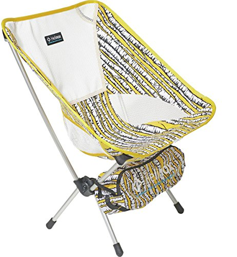 Big Agnes HCHAIRONEB - Helinox - Chair One, Portable and Compact Camping Chair, Black