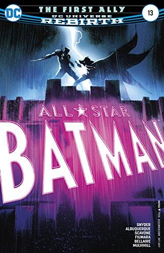 All-Star Batman (2016-2017) #13 (All-Star Batman (2016-)) ()