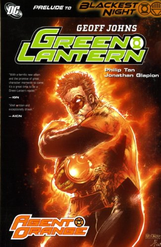 Download Green Lantern: Agent Orange PDF