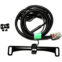 10-15 Tacoma License Plate Camper Camera Kit - Plug And Play for Drop in Camper Applications!