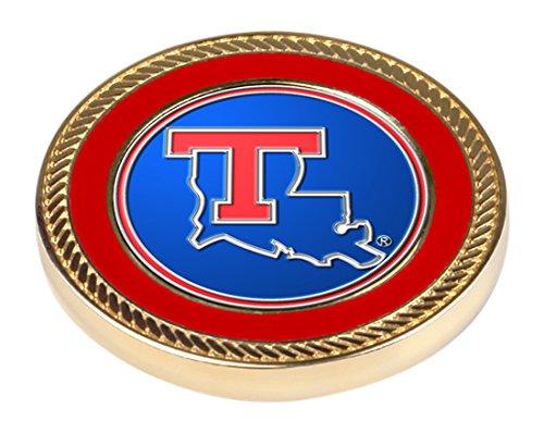 NCAA Louisiana Tech Bulldogs - Challenge Coin / 2 Ball Markers