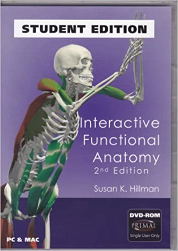 Interactive Functional Anatomy- Student Edition: Amazon.com: Books