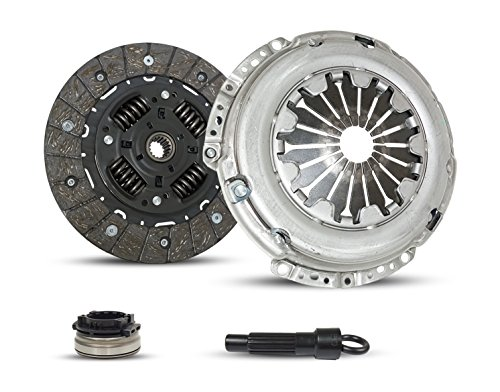 Convertible 6 Speed - Clutch Kit Works With Mini Cooper Base Clubman Pepper Salt Hatchback Convertible 2007-2011 1.6L l4 GAS DOHC Naturally Aspirated (6-Speed)