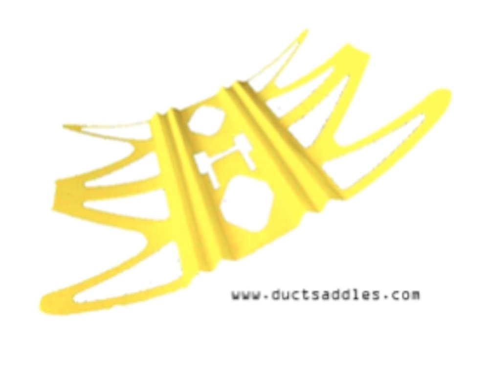 Duct Strapping Hanger Saddles (20 pack)