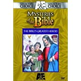 Mysteries of the Bible - The Bible's Greatest Heroes by A&E Home Video